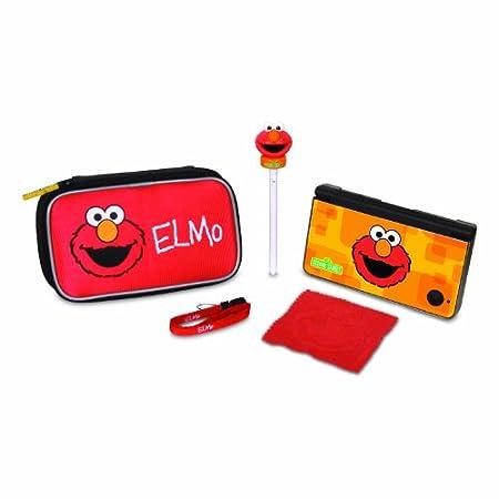 Sesame Street Elmo Starter Kit - DS, DSi, DSi XL