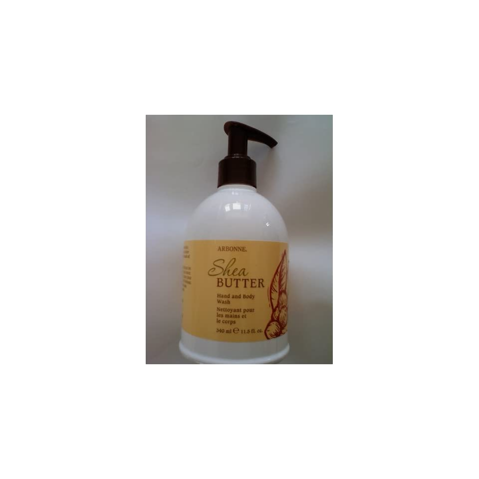 Arbonne Shea Butter Hand & Body Wash