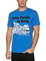Plastic Head Deep Purple In Rock Men's T-Shirt