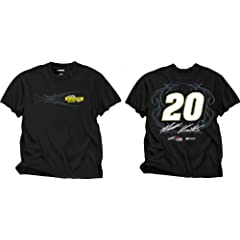 NASCAR Matt Kenseth #20 Dollar General -Fan Up Adult T-Shirt by NASCAR