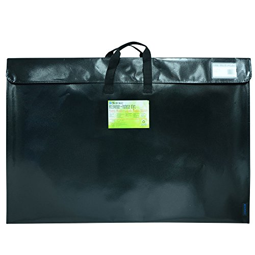 ITOYA NV-24-36 ArtEnvelope Two, Lightweight, 24.5-Inch x 36.5-Inch, Glossy Black (Construction Drawings Carrier compare prices)