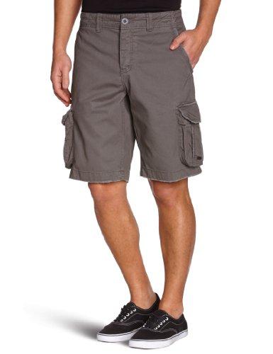 Rip Curl Derick 21 Inche Men's Cargo Shorts Charcoal Medium