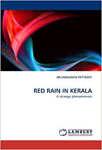 Amazon.com: RED RAIN IN KERALA: A strange phenomenon (9783844380583