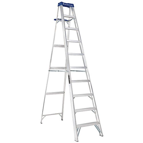250 Lb Ladder Rating 10 : Louisville ladder as pound duty rating aluminum