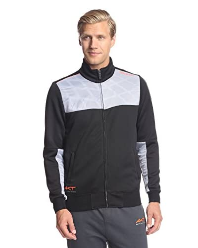 Kappa Men's Slim Fit Interlock Jacket