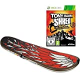 Xbox 360 Tony Hawk Shred Big Air Game