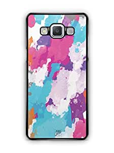 YuBingo Colourful Canvas Mobile Case Back Cover for Samsung Galaxy A5