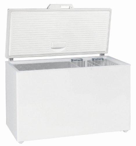 Liebherr GT 4932 Comfort Coffre Autonome Blanc A++ 449L - congélateurs (Coffre, Autonome, Blanc, Haut, A++, SN, T)