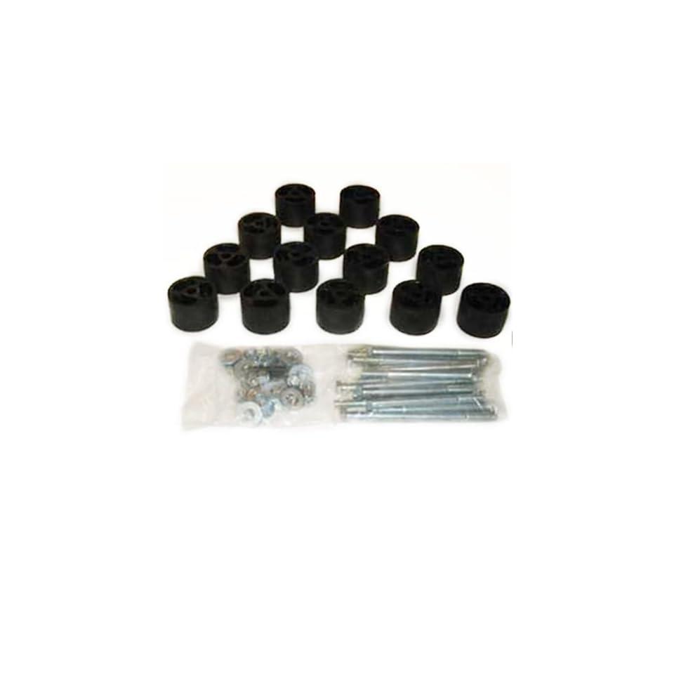 Performance Accessories (642) Body Lift Kit for Dodge Dakota