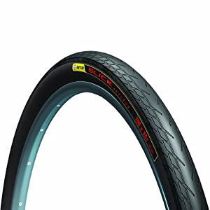 WTB Slickasaurus City/Hybrid Bike Tire (26x1.5, Wire Beaded Comp, Black)