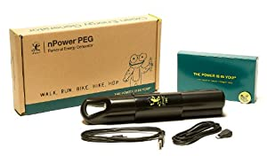 nPower PEG Personal Energy Generator Battery Backup For iPhone iPod Droid Galaxy etc.