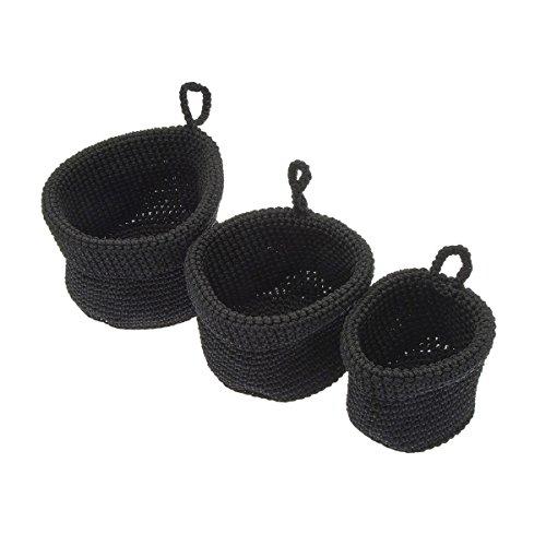 carpemodo-cesta-redonda-para-3-piezas-ideal-bano-y-el-hogar-negro-retencion-schick-practico-ayuda-a-