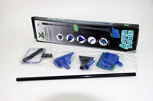 nettoyage d aquarium 5 en 1 entretien pour aquarium filet r teau brosse pince eponge anti algue. Black Bedroom Furniture Sets. Home Design Ideas
