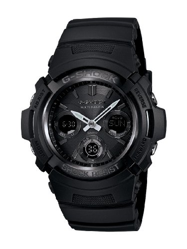 Casio Mens AWGM100B-1ACR G-Shock Tough Solar Power Atomic Watch