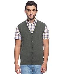 Raymond Dark Green Men's Sweater