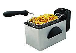Skyline Deep Fryer-VTL-5424 Deep Fryer,Multicolor