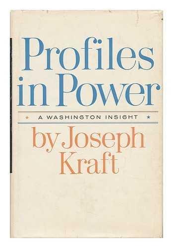Profiles in power;: A Washington insight (Dean Kraft compare prices)