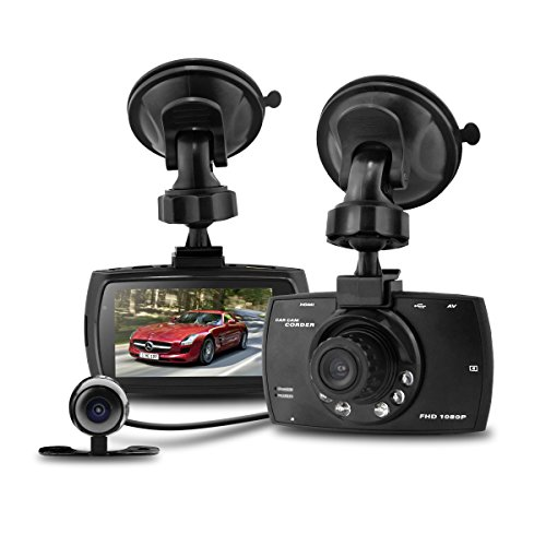 SeresRoad G30B Allwinner A10 Dash Cam 1080P FULL HD Car DVR Camera Video Recorder 2.7