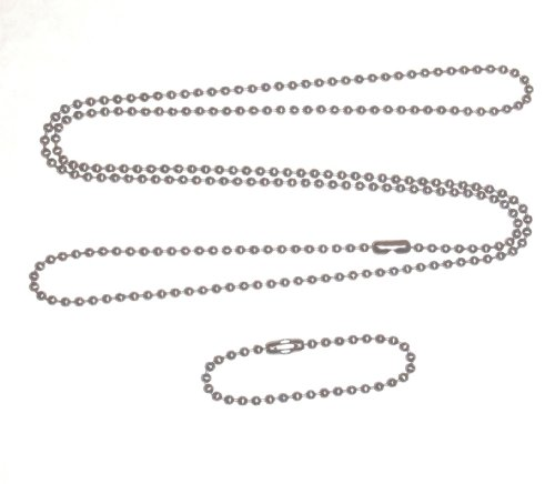 stainless-steel-45-in-and-27-inmilitary-dog-tag-ball-chain-24mm-3