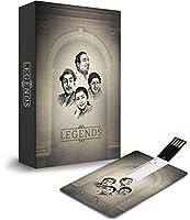 Music Card: Legends (320kbps MP3 Audio)