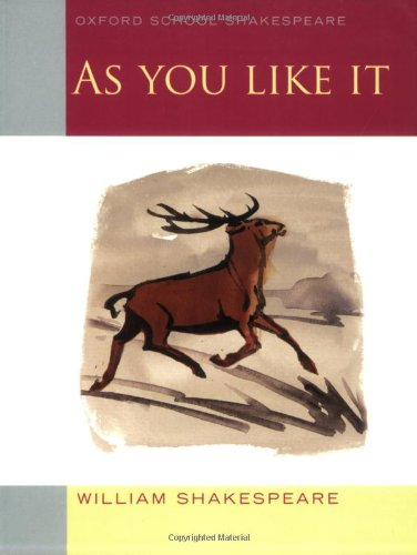 shakespeare as you like it essays