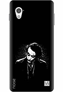 Noise Designer Printed Case / Cover for InFocus M370 / Movies & Tv Series / Batman Design