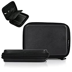 CaseCrown Brushed Granite Case (Black) for Western Digital My Passport Essential Hard Drive
