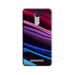 COLORED STRIPES BACK COVER FOR XIAOMI REDMI NOTE 3
