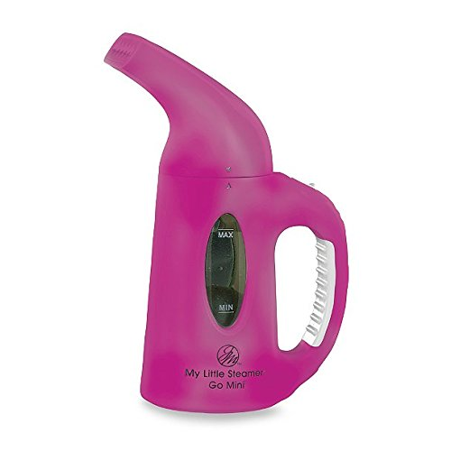 Ultra Mini Travel Steamer -- Pink front-228490