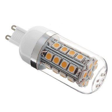 Rayshop - Dimmable G9 4W 36X5050Smd 250Lm 2700-3500K Warm White Light Led Corn Bulb (220-240V)