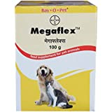 Bayer Megaflex Feed Supplement For Dog And Cat 250 Gm
