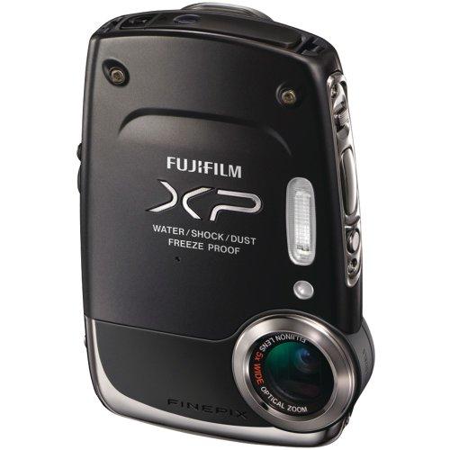 Fujifilm XP20 FinePix 14 MP Digital Camera with 5x Optical Zoom (Black)