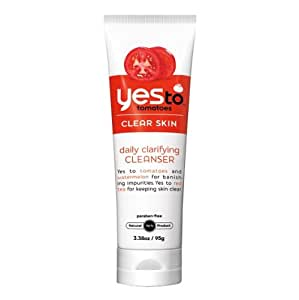 Yes To Tomatoes Nettoyant Visage Purifiant Quotidien 95 g