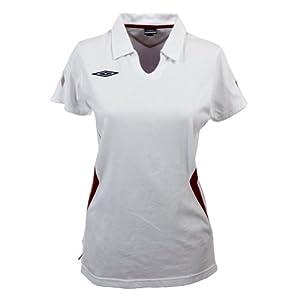 UmbroDamen Poloshirt Weiß Weiß