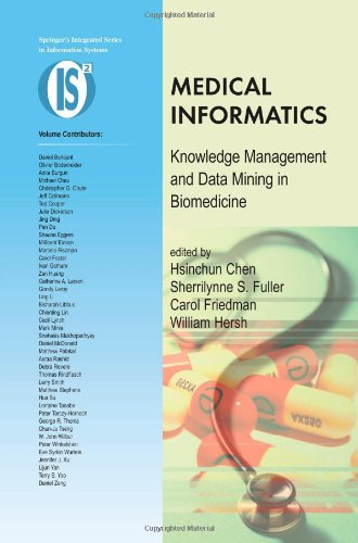 Medical Informatics: Knowledge Management and Data Mining...