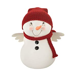 Department 56 Snowpinions Saint or Sinner Large Figurine, 8.07-Inch
