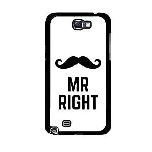 MrRight Case for Samsung Galaxy Note 2