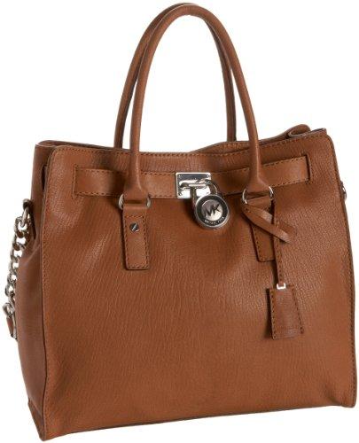 MICHAEL Michael Kors Hamilton  N/S Tote,Luggage,one size