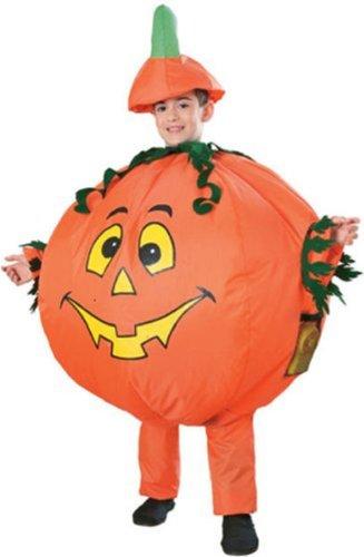 Inflatable Pumpkin Child Costume Standard