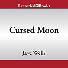 Cursed Moon: Prospero's War, Book 2 (       UNABRIDGED) by Jaye Wells Narrated by Morgan Hallett