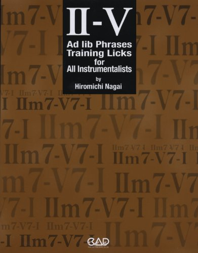 To and five newly revised edition ad lib / phrase / training practices