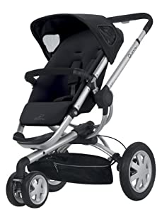 Quinny 2012 Buzz Stroller, Rocking Black