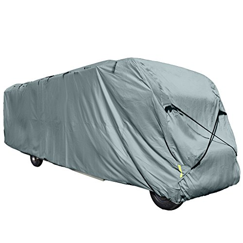 Budge Class A RV Cover Fits Class A RVs up to 37' Long (Gray, Polypropylene) (Rv Cover Budge compare prices)