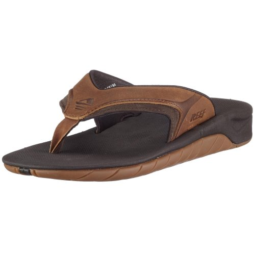 Reef Men'S Slap Ii Sandal, Dark Brown, 11 M Us front-1067955