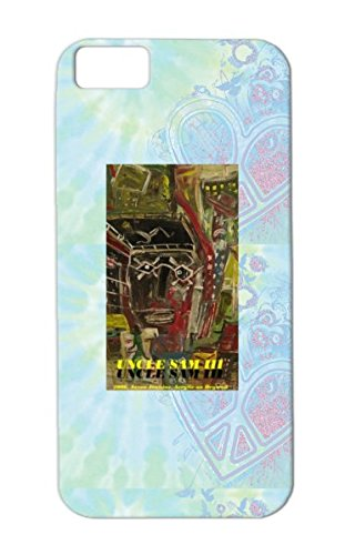 Tpu Uncle Sam Iii Yellow For Iphone 5C Painting Drawing Art Design Case