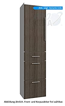 Classic Line Puris (HNA094A7ML / R Tall Cupboard Bathroom Cupboard 40 CM