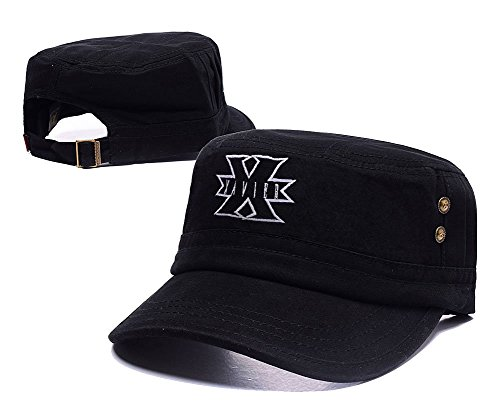 LIFA Xavier University Basketball Logo Hat Embroidery Military Corps Army Cap (Kermit And Miss Piggy Costumes)