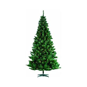 Sterling/Palm Tree 5728-65C Prelit Artificial Tree