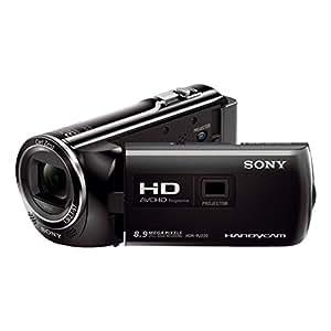 Sony HDR-PJ220EB.CEN Caméscope numérique 2,3 Mpix 30x USB/HDMI Noir