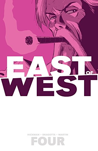 Download East of West Vol. 4: Who Wants War